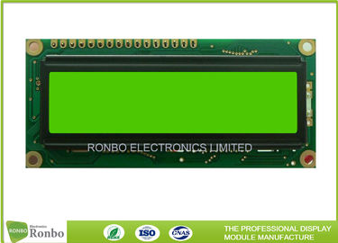 144 * 32 COB Graphic LCD Module STN Yellow Green Positive ROHS Certification